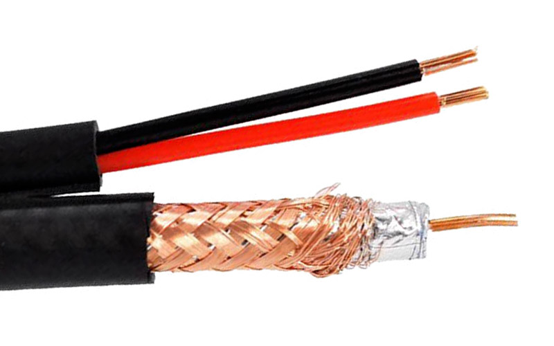 Coaxial Cable Eurocables Industrial Network Cable And