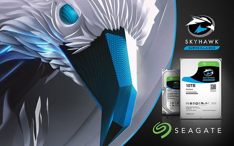 seagate skyhawk hard drives
