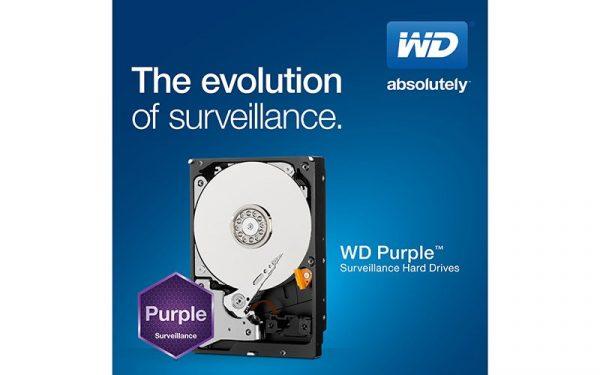 Western Digital Purple Hard Drives