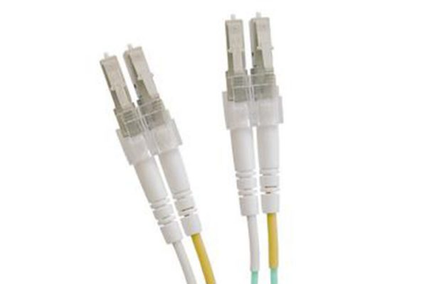 LC-LC Fibre Optic Patch Lead