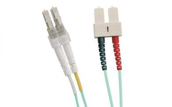 LC-SC Fibre Optic Patch Lead