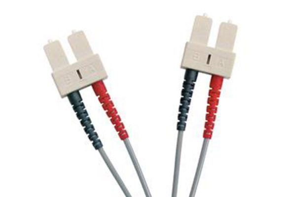 SC-SC Fibre Optic Patch Lead