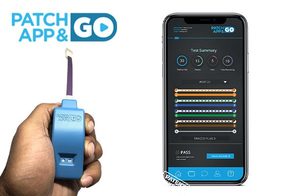 Patch App & Go. Register your Interest Today